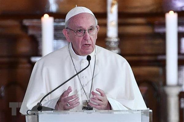 Hàn Quốc mong đợi chuyến thăm của Giáo hoàng tới Triều Tiên