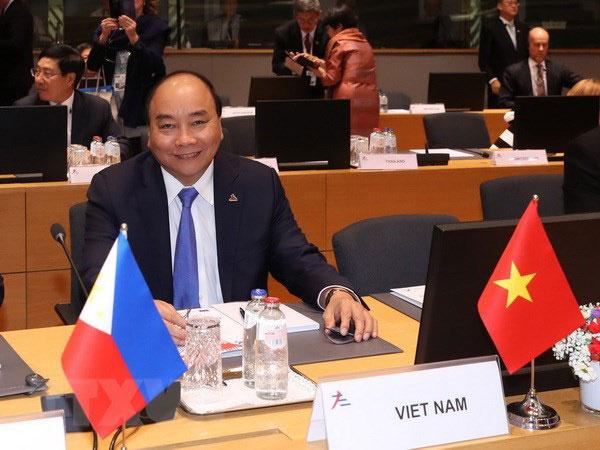 Lãnh đạo hơn 50 quốc gia dự khai mạc hội nghị cấp cao Á-Âu lần 12