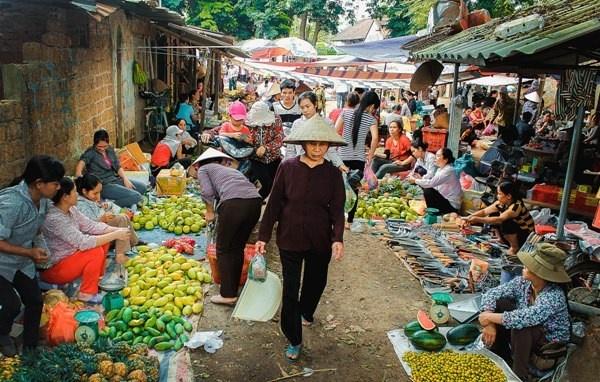 Giữ vẻ đẹp chợ phiên xứ Ðoài