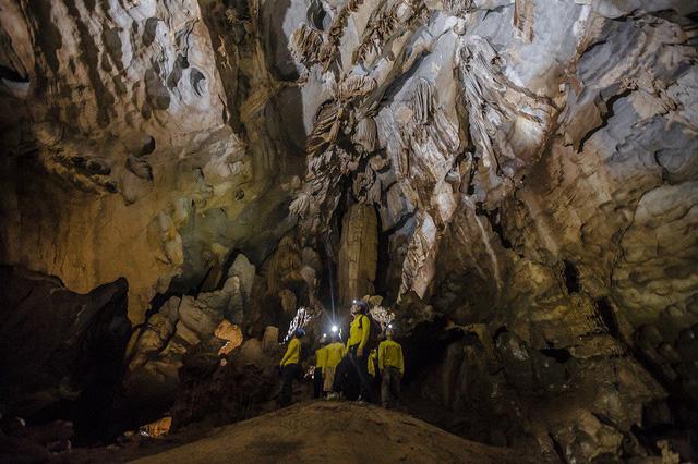 Quảng Bình: Chính thức khai trương tuyến du lịch khám phá hang Vòm – Giếng Voọc
