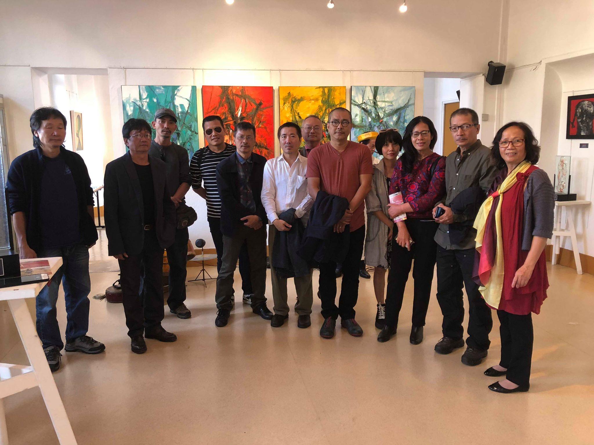 Văn hóa và hội họa Việt đến Paris