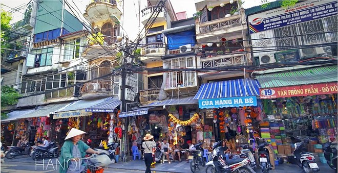 'Street Life Hanoi': Khám phá Hà Nội từ một góc độ mới