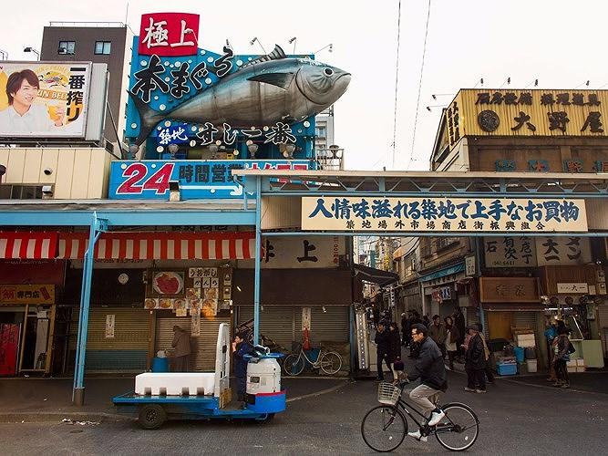 Chợ cá lớn nhất thế giới có gì đặc biệt?