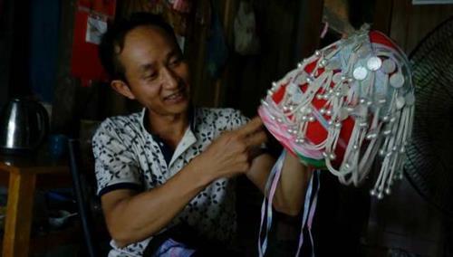 Nghề làm bạc Tiên nữ dưới chân đỉnh Ki Quan San