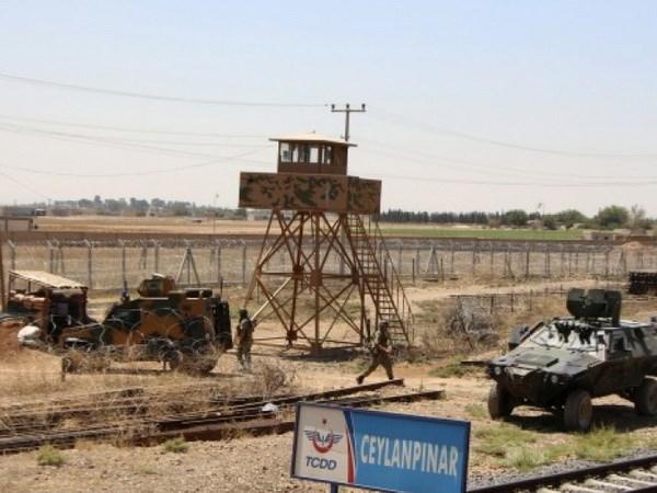 Mỹ sẽ lập các trạm quan sát tại biên giới Syria-Thổ Nhĩ Kỳ
