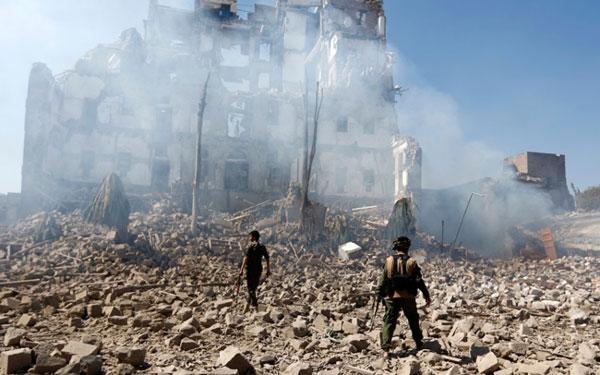 Giao tranh bùng phát lại tại thành phố cảng Hodeidah của Yemen