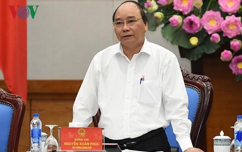 Hôm nay, Thủ tướng Nguyễn Xuân Phúc chủ trì Hội nghị toàn quốc về tam nông