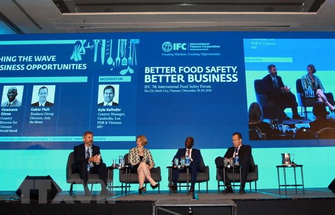 Việt Nam thiệt hại 700 triệu USD mỗi năm do mất an toàn thực phẩm