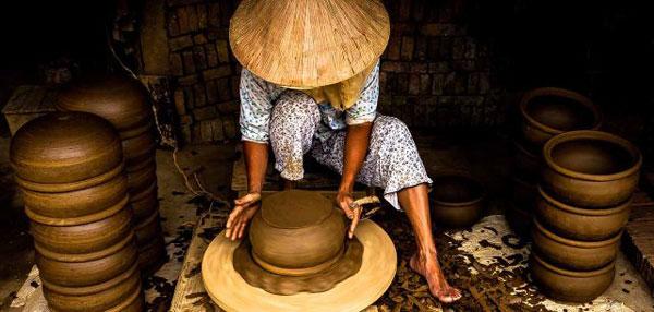 Làng gốm Thanh Hà: Dấu xưa hồn đất