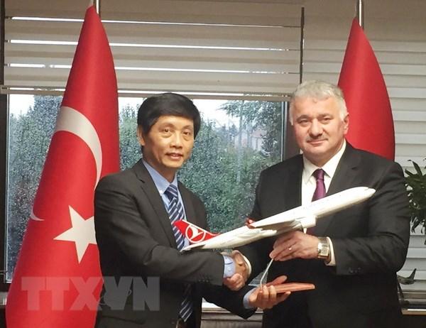 Thu hút đầu tư từ cộng đồng doanh nghiệp Thổ Nhĩ Kỳ vào Việt Nam