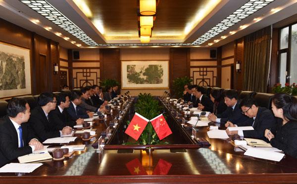 Hợp tác nông nghiệp Việt Nam-Trung Quốc đi vào chiều sâu