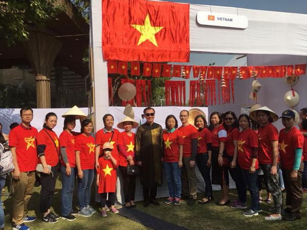 Việt Nam tham dự Hội chợ quốc tế ngoại giao đoàn 2018 tại New Delhi