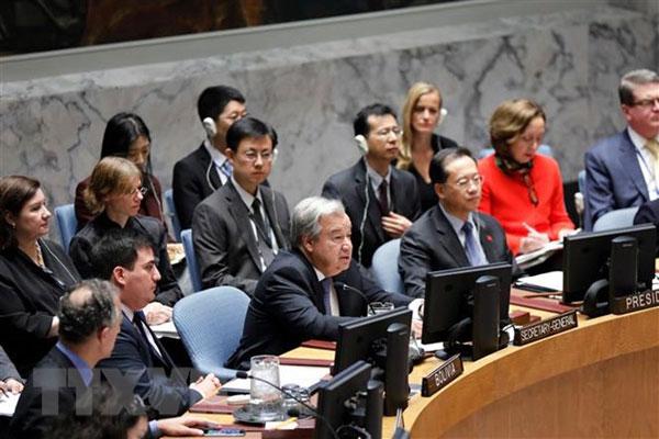 LHQ kêu gọi hướng tiếp cận toàn diện cho mục tiêu kiến tạo hòa bình