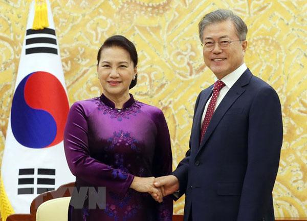 Việt Nam là đối tác quan trọng nhất trong chính sách hướng Nam của Hàn Quốc