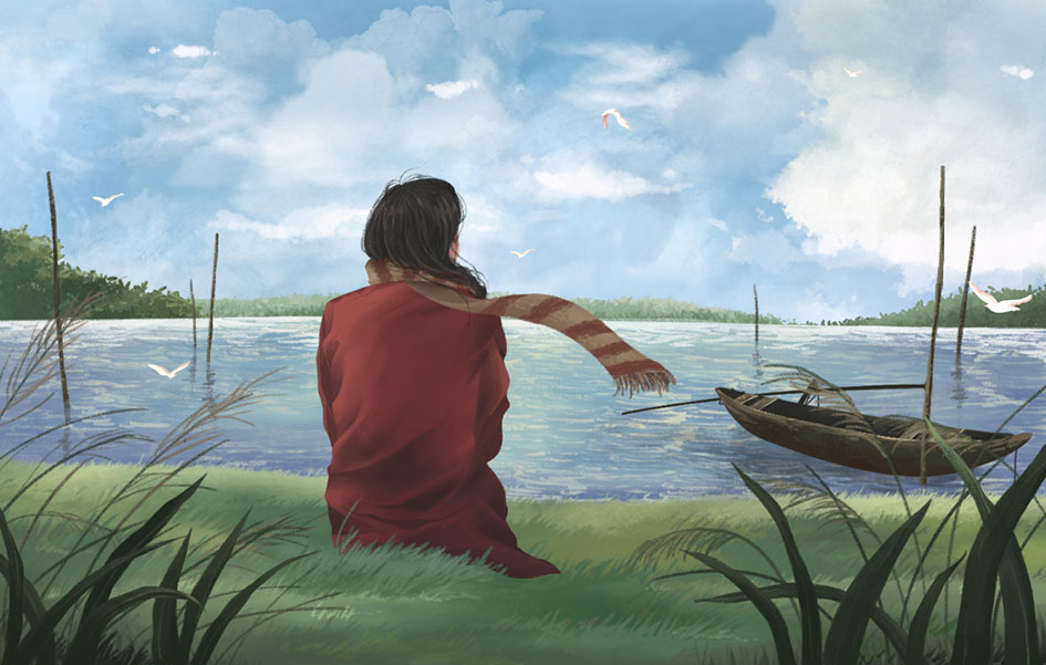Mùa gió bấc lao xao…