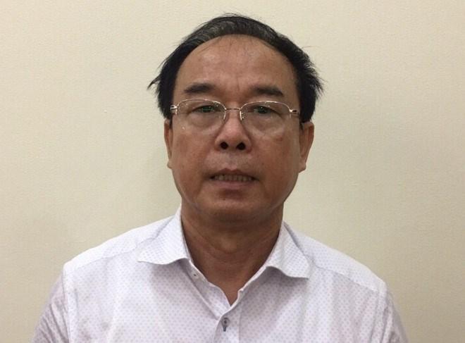 Khởi tố, tạm giam nguyên Phó Chủ tịch UBND TPHCM Nguyễn Thành Tài