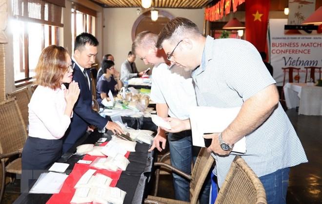 Nam Phi - cửa ngõ để gạo Việt Nam thâm nhập thị trường châu Phi