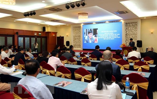 Lãnh đạo Thành phố Hồ Chí Minh đối thoại với doanh nghiệp kiều bào
