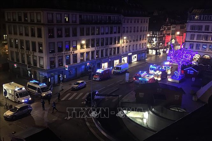 Vụ xả súng tại Pháp: Thông tin từ Đại sứ quán Việt Nam tại Paris