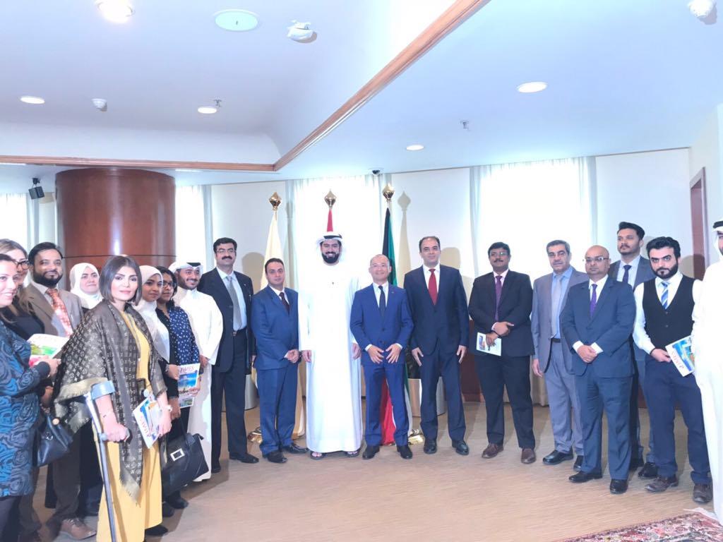 Hội thảo du lịch Việt Nam tại Kuwait