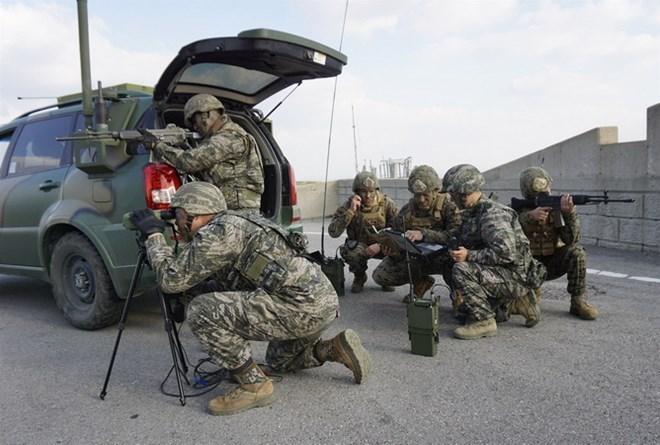 Hàn Quốc-Mỹ không đạt được thỏa thuận về chia sẻ kinh phí quốc phòng
