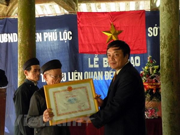 Phát hiện châu bản về chủ quyền liên tục của Việt Nam với Hoàng Sa