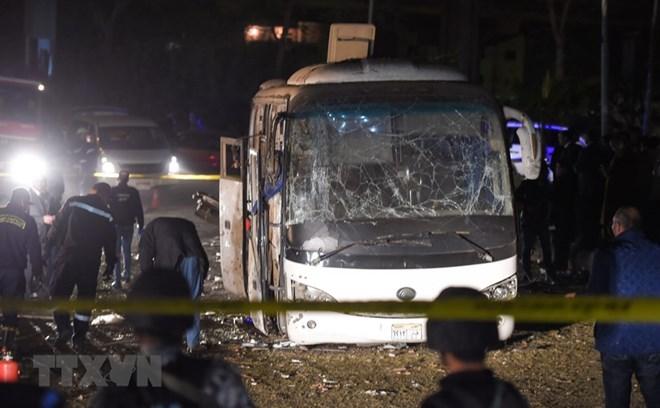 Việt Nam lên án vụ đánh bom ở Ai Cập khiến 3 người Việt thiệt mạng