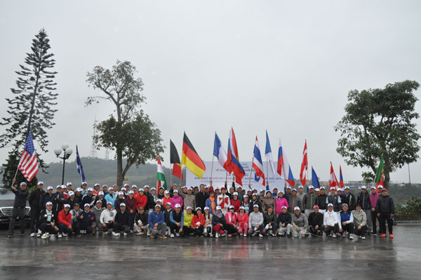 Giải Golf người Việt Nam ở nước ngoài toàn thế giới 2019: Sân chơi gắn kết các golf thủ kiều bào
