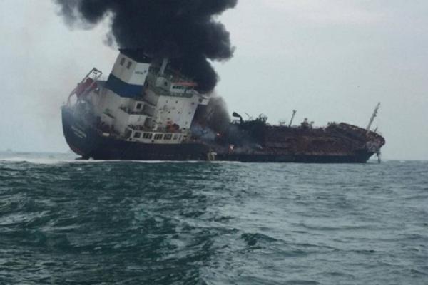 Khẩn trương tìm kiếm các thuyền viên tàu Aulac Fortune mất tích