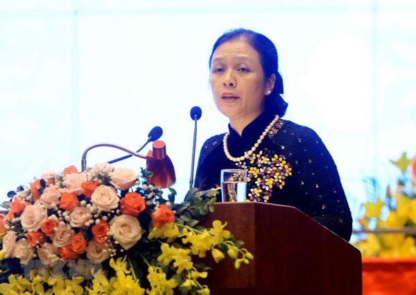 Bà Nguyễn Phương Nga làm Chủ tịch Liên hiệp các tổ chức hữu nghị