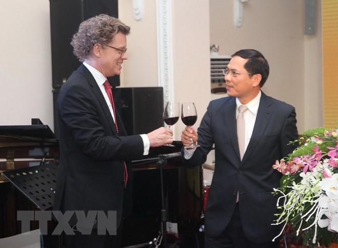 Kỷ niệm trọng thể 50 năm quan hệ ngoại giao Việt Nam-Thụy Điển