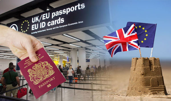 Anh xem xét áp dụng quy chế thị thực đối với công dân EU