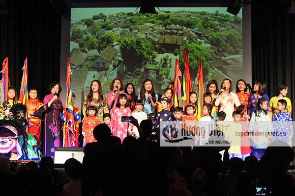 Người Việt tại Đức đón Xuân Kỷ Hợi 2019