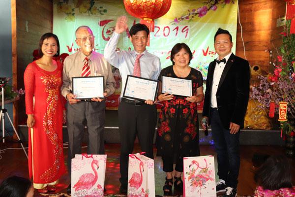 Đại sứ quán Việt Nam tại New Zealand vui đón xuân Kỷ Hợi cùng bà con người Việt