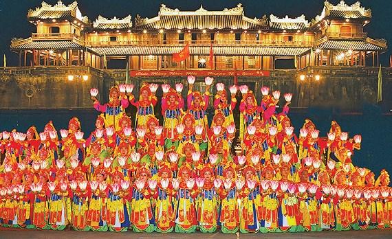 Nhã nhạc Huế - Âm nhạc cung đình Việt Nam