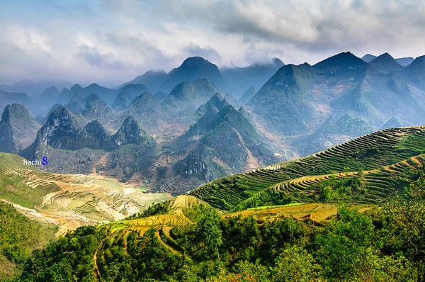 Cao nguyên đá Đồng Văn: Vẻ đẹp hoang sơ hút hồn du khách
