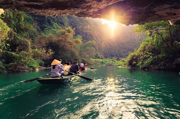 Tràng An - Ninh Bình: Di sản hỗn hợp đầu tiên của Đông Nam Á