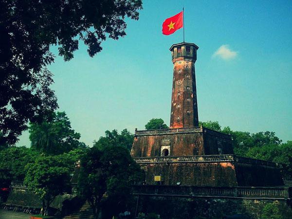 Khu di tích Hoàng thành Thăng Long - Hà Nội
