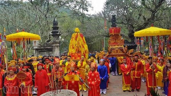 Hội Gióng - Lễ hội về tinh thần yêu nước quật khởi của dân tộc