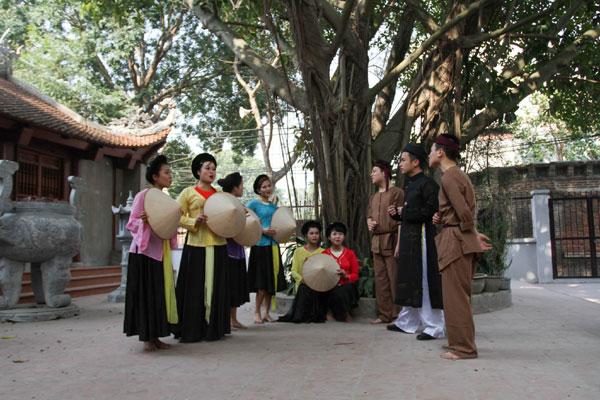 Dân ca Ví, Giặm Nghệ Tĩnh
