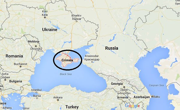 Ứng cử viên tổng thống Ukraine tuyên bố sẽ giành lại Crimea