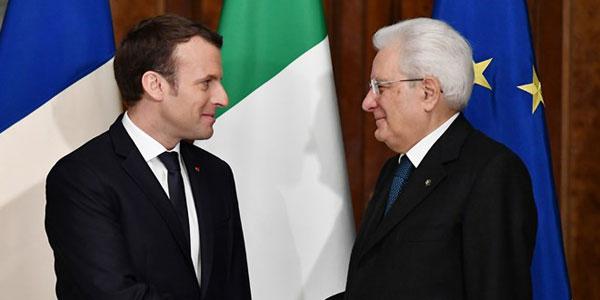 Pháp, Italy tái khẳng định coi trọng quan hệ song phương