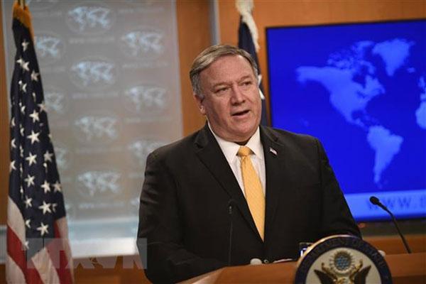 Ngoại trưởng Mỹ kỳ vọng về tuyên bố kết thúc chiến tranh Triều Tiên