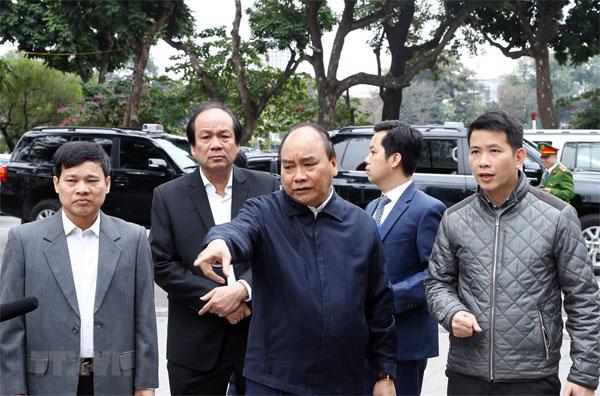Thủ tướng lần thứ ba kiểm tra công tác chuẩn bị Thượng đỉnh Mỹ-Triều