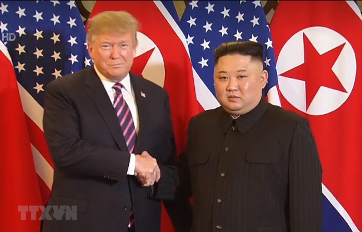 Lãnh đạo Mỹ và Triều bắt đầu gặp nhau tại khách sạn Metropole