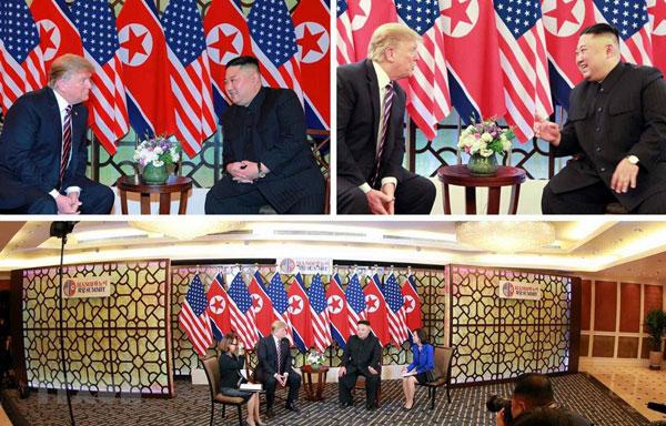 Thượng đỉnh Mỹ-Triều: Tổng thống Hàn Quốc theo sát diễn biến