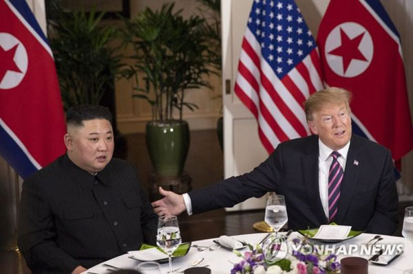 Nguyên văn phát biểu của Chủ tịch Kim Jong-un với Tổng thống Donald Trump chiều 27/2