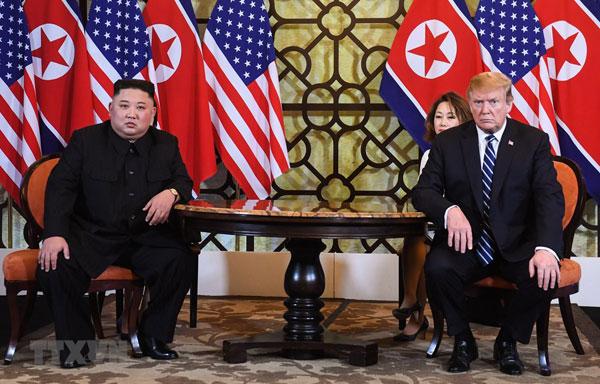 Tổng thống Trump tái khẳng định không vội vã về vấn đề phi hạt nhân