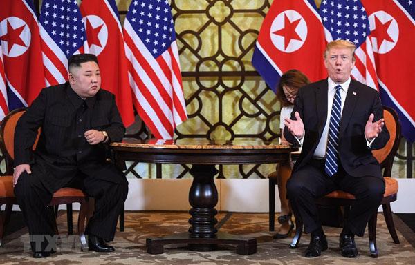 Tổng thống Mỹ đánh giá cao việc Triều Tiên không thử tên lửa, hạt nhân