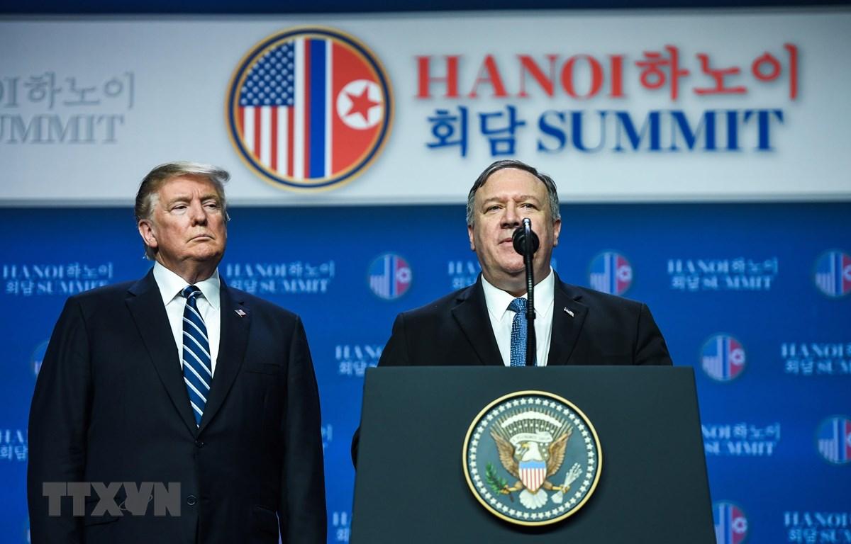 Tổng thống Trump: Triều Tiên có thể trở thành một cường quốc kinh tế